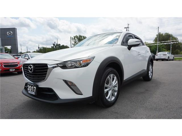 2017 Mazda CX-3 GS (Stk: HN1961A) in Hamilton - Image 10 of 36
