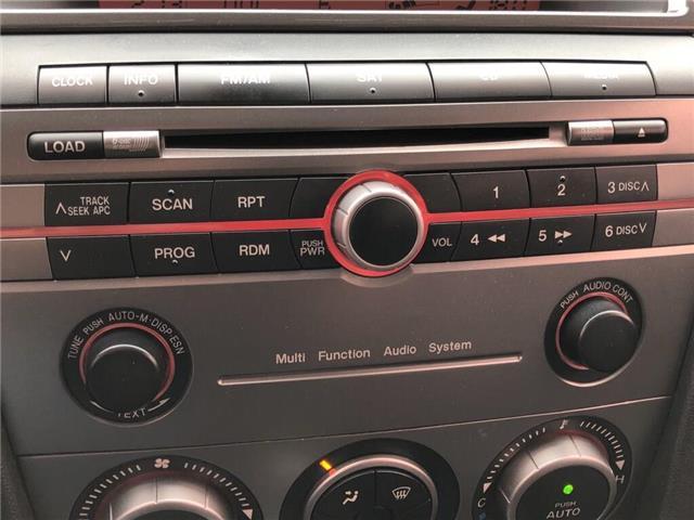 2007 Mazda Mazda3 Sport GS (Stk: 82236B) in Toronto - Image 17 of 22