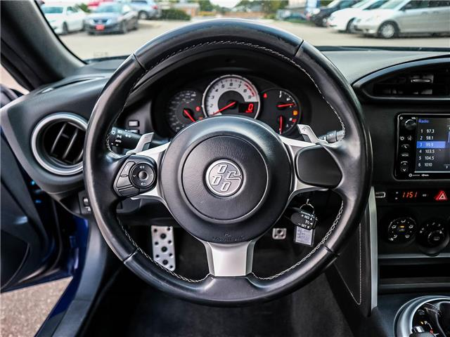 2017 Toyota 86 Base (Stk: 3399) in Milton - Image 13 of 23