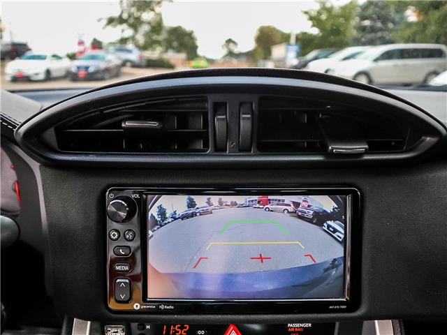 2017 Toyota 86 Base (Stk: 3399) in Milton - Image 22 of 23