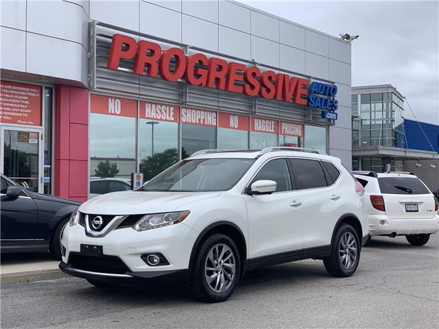 2015 Nissan Rogue SL (Stk: FC814332) in Sarnia - Image 1 of 26