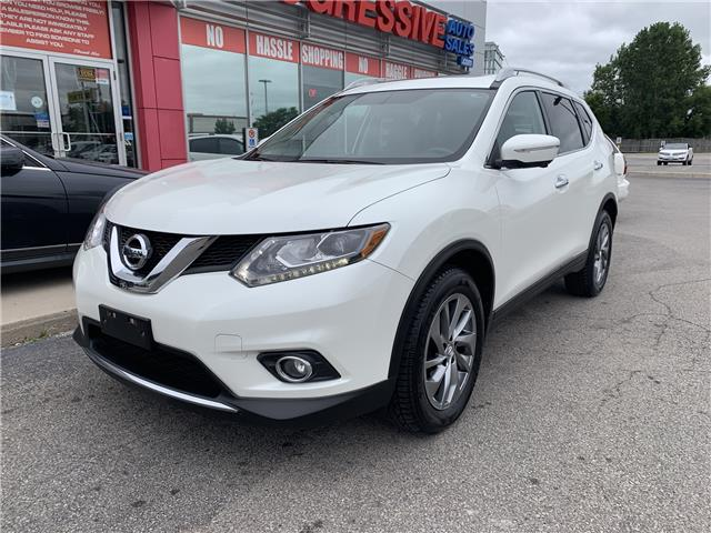 2015 Nissan Rogue SL (Stk: FC814332) in Sarnia - Image 2 of 26