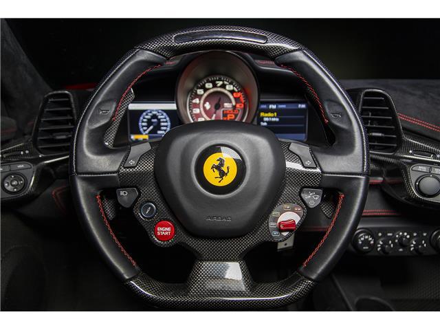 2015 Ferrari 458 Speciale Base (Stk: AS001) in Woodbridge - Image 15 of 18