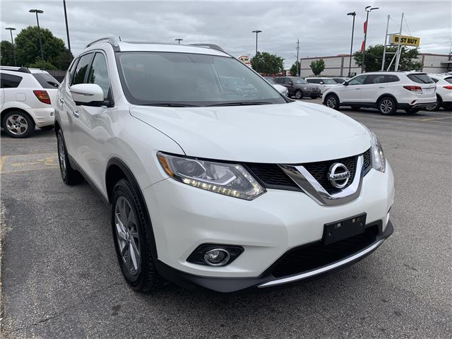 2015 Nissan Rogue SL (Stk: FC814332) in Sarnia - Image 4 of 26