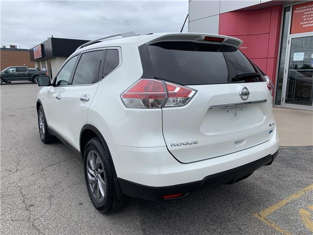 2015 Nissan Rogue SL (Stk: FC814332) in Sarnia - Image 6 of 26