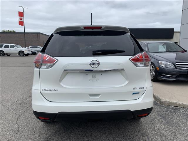2015 Nissan Rogue SL (Stk: FC814332) in Sarnia - Image 7 of 26