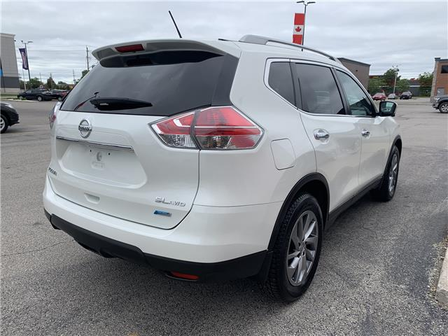 2015 Nissan Rogue SL (Stk: FC814332) in Sarnia - Image 8 of 26