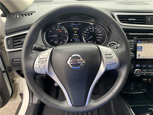 2015 Nissan Rogue SL (Stk: FC814332) in Sarnia - Image 15 of 26