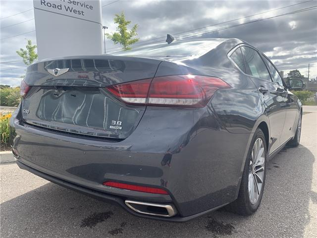 2017 Genesis G80 3.8 Technology (Stk: B8857) in Oakville - Image 3 of 23
