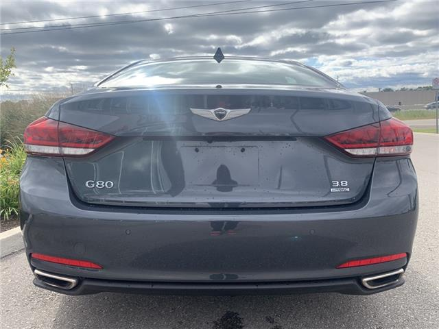 2017 Genesis G80 3.8 Technology (Stk: B8857) in Oakville - Image 4 of 23