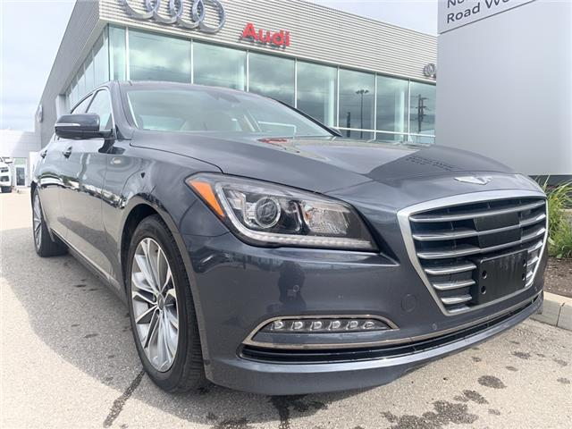 2017 Genesis G80 3.8 Technology (Stk: B8857) in Oakville - Image 1 of 23