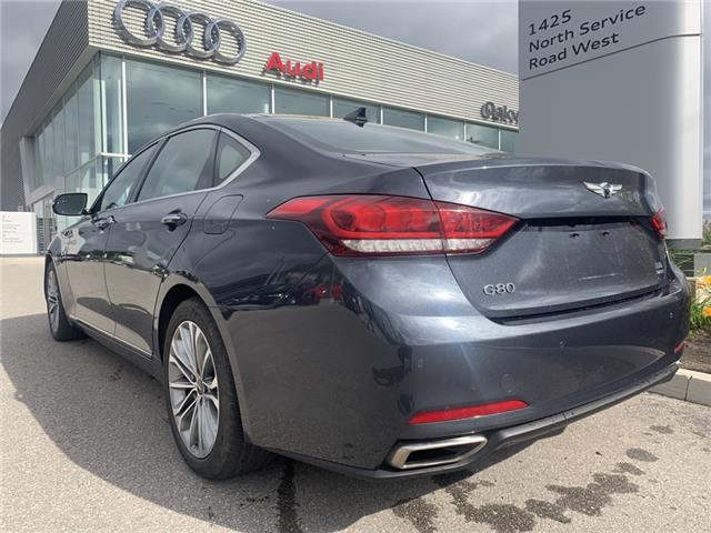 2017 Genesis G80 3.8 Technology (Stk: B8857) in Oakville - Image 6 of 23