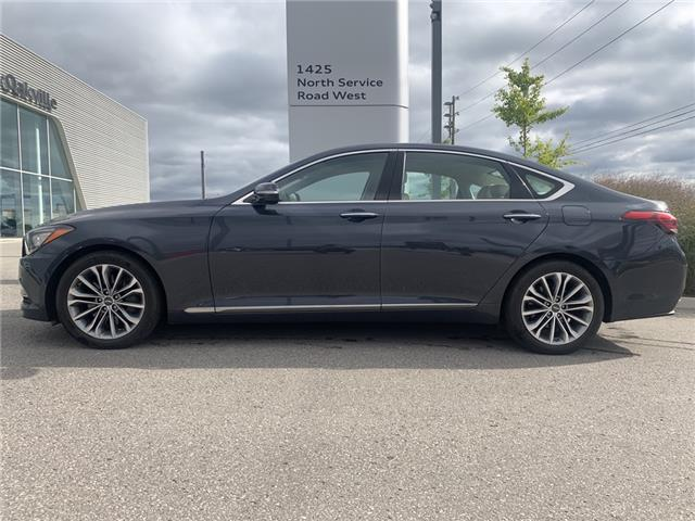 2017 Genesis G80 3.8 Technology (Stk: B8857) in Oakville - Image 7 of 23