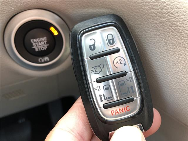 2018 Chrysler Pacifica Touring-L Plus (Stk: -) in Kemptville - Image 18 of 30
