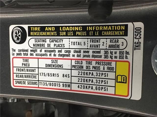 2014 Honda Fit LX (Stk: 35540W) in Belleville - Image 19 of 22