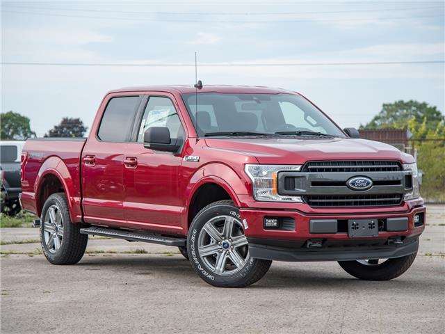 2019 Ford F-150 XLT (Stk: 19F1813) in St. Catharines - Image 1 of 15
