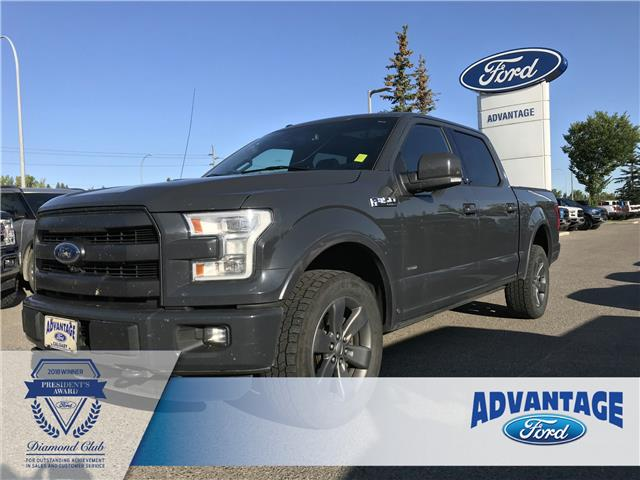 2016 Ford F-150 Lariat (Stk: T23049) in Calgary - Image 1 of 28