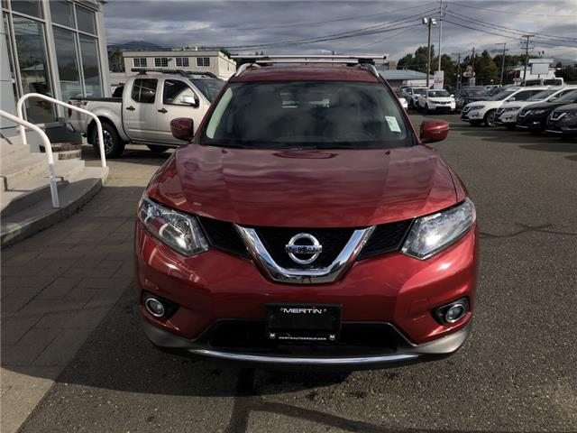 2016 Nissan Rogue SV (Stk: N91-4788A) in Chilliwack - Image 2 of 16