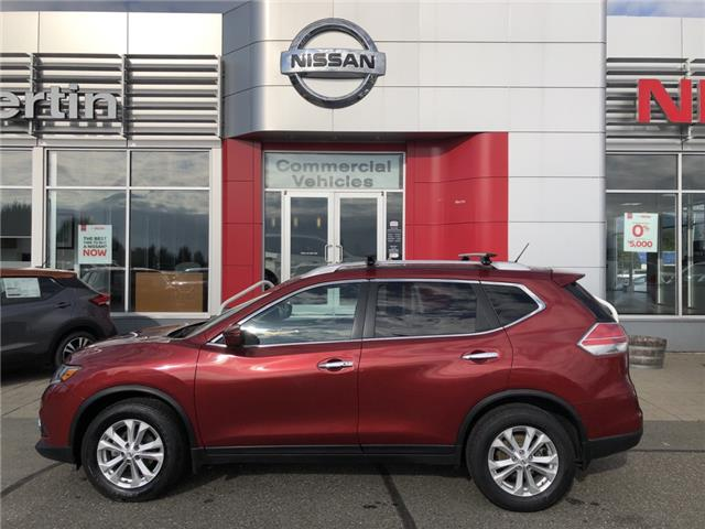 2016 Nissan Rogue SV (Stk: N91-4788A) in Chilliwack - Image 8 of 16