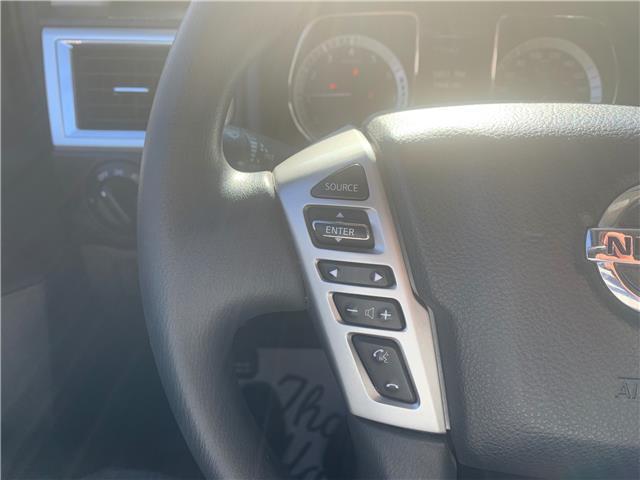 2018 Nissan Titan XD SV Gas (Stk: UT1292) in Kamloops - Image 22 of 28
