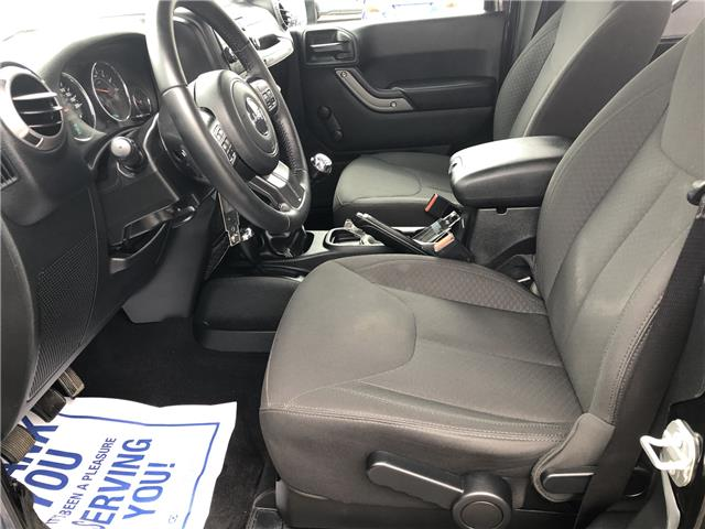 2017 Jeep Wrangler Sport (Stk: SUB1475A) in Innisfil - Image 3 of 15