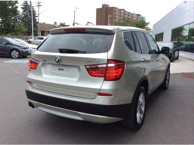 2011 BMW X3 xDrive28i (Stk: 13057A) in Gloucester - Image 5 of 26