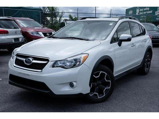 2015 Subaru XV Crosstrek Touring (Stk: SK883A) in Ottawa - Image 1 of 10