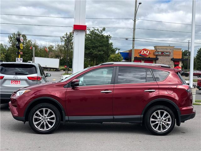 2018 Toyota RAV4 Limited (Stk: TV311A) in Cobourg - Image 4 of 26