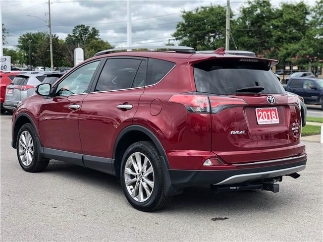 2018 Toyota RAV4 Limited (Stk: TV311A) in Cobourg - Image 5 of 26
