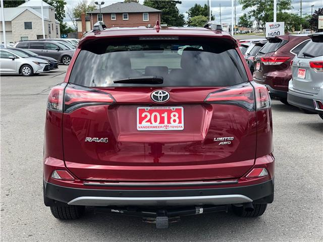 2018 Toyota RAV4 Limited (Stk: TV311A) in Cobourg - Image 6 of 26