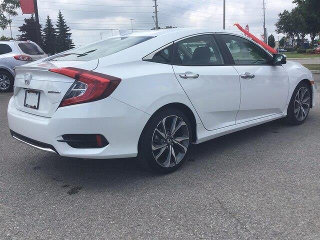 2019 Honda Civic Touring (Stk: 191801) in Barrie - Image 6 of 23