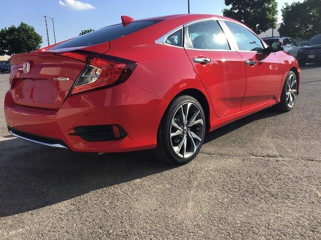 2019 Honda Civic Touring (Stk: 191817) in Barrie - Image 5 of 20