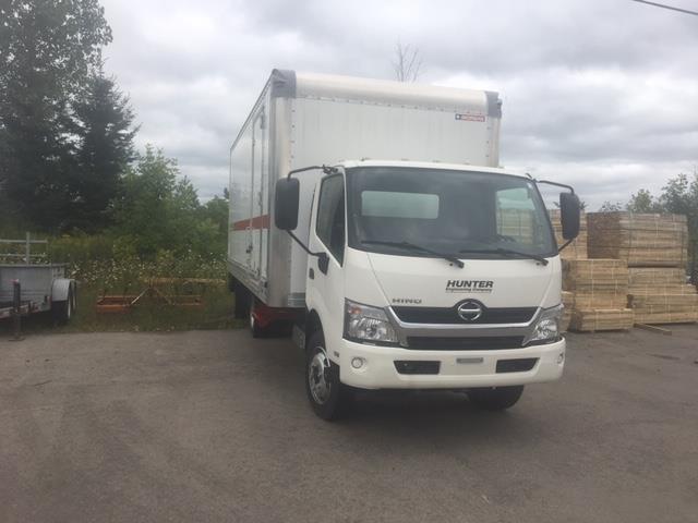 2016 Hino 195 173 Straight Truck (Stk: 307926) in Burlington - Image 2 of 14