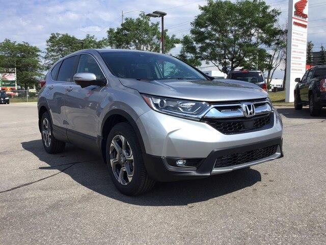 2019 Honda CR-V EX (Stk: 191761) in Barrie - Image 8 of 24