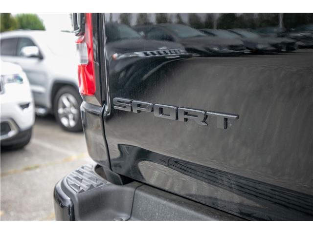 2019 RAM 1500 Sport (Stk: K748781) in Abbotsford - Image 15 of 25