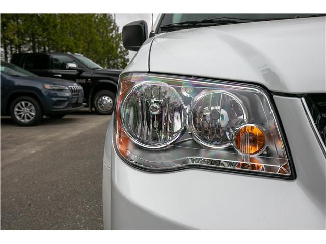 2019 Dodge Grand Caravan CVP/SXT (Stk: K749676) in Abbotsford - Image 11 of 23