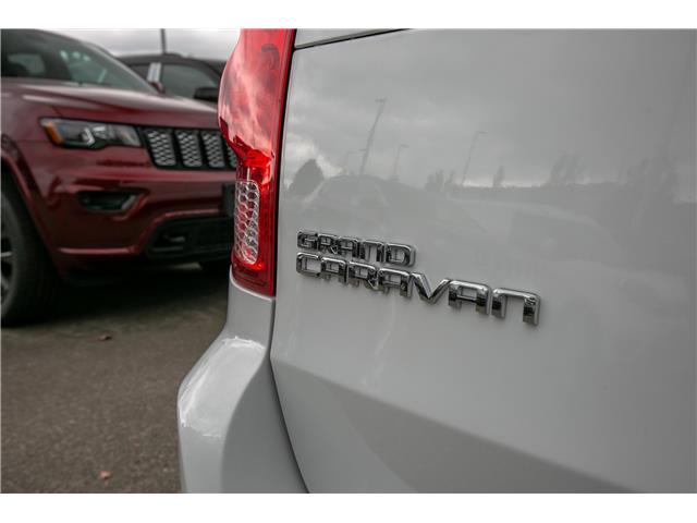 2019 Dodge Grand Caravan CVP/SXT (Stk: K749676) in Abbotsford - Image 13 of 23