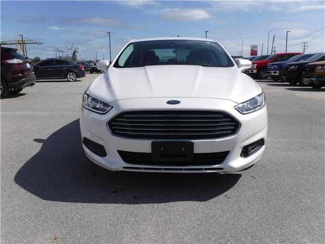 2013 Ford Fusion SE (Stk: U-4049) in Kapuskasing - Image 2 of 9