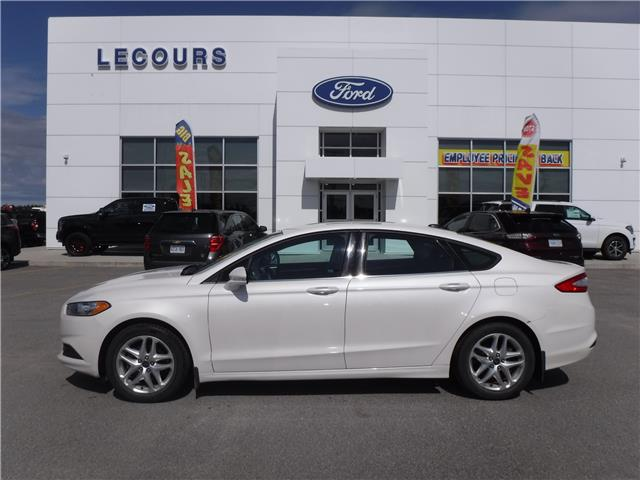 2013 Ford Fusion SE (Stk: U-4049) in Kapuskasing - Image 3 of 9