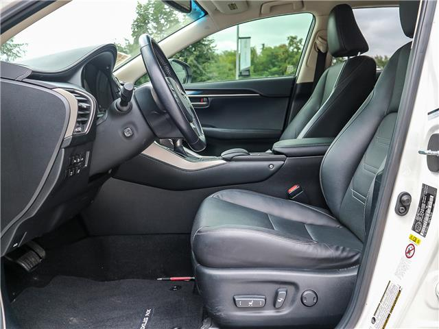 2015 Lexus NX 200t  (Stk: 12444G) in Richmond Hill - Image 9 of 25