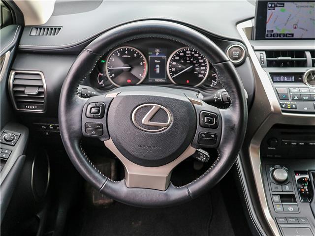 2015 Lexus NX 200t  (Stk: 12444G) in Richmond Hill - Image 10 of 25