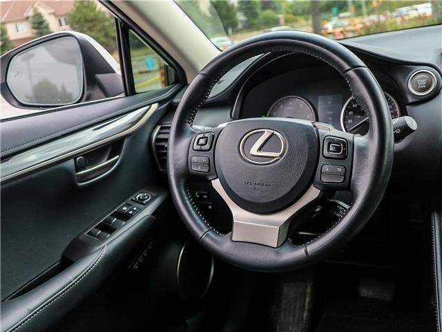 2015 Lexus NX 200t  (Stk: 12444G) in Richmond Hill - Image 11 of 25
