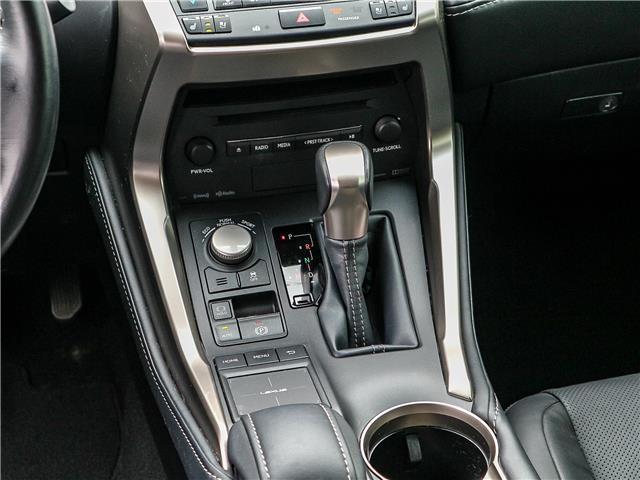 2015 Lexus NX 200t  (Stk: 12444G) in Richmond Hill - Image 13 of 25