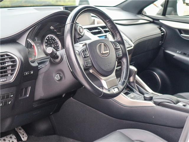 2017 Lexus NX 200t  (Stk: 12376G) in Richmond Hill - Image 8 of 24