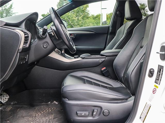 2017 Lexus NX 200t  (Stk: 12376G) in Richmond Hill - Image 9 of 24