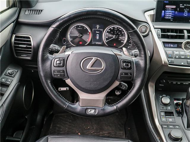 2017 Lexus NX 200t  (Stk: 12376G) in Richmond Hill - Image 10 of 24