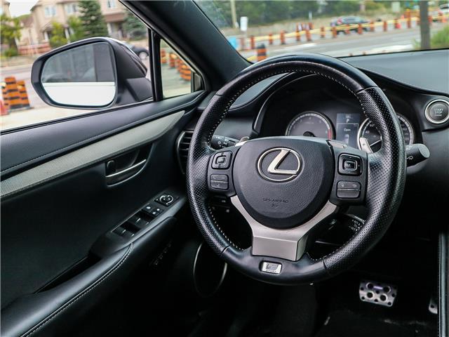 2017 Lexus NX 200t  (Stk: 12376G) in Richmond Hill - Image 11 of 24