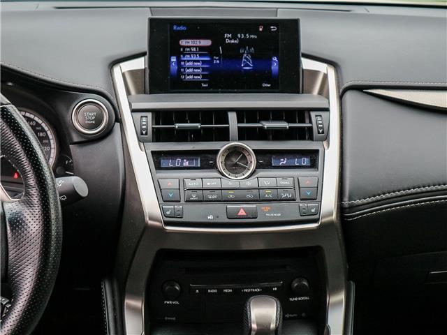 2017 Lexus NX 200t  (Stk: 12376G) in Richmond Hill - Image 12 of 24