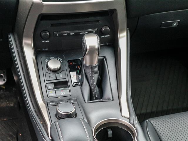 2017 Lexus NX 200t  (Stk: 12376G) in Richmond Hill - Image 13 of 24