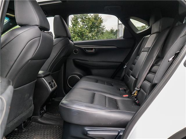 2017 Lexus NX 200t  (Stk: 12376G) in Richmond Hill - Image 17 of 24